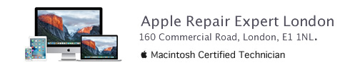 Apple Mac Repair London